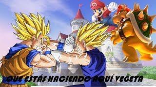 Goku x Bowsette Capítulo 3 (FanFic)
