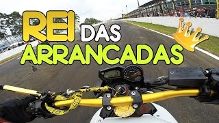 A XJ6 MAIS RÁPIDA DO ARRANCADÃO ! ♕