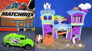 Matchbox Haunted House Play Set From 2003 Hero City Era