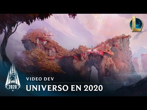 Universo en 2020 | Video dev - League of Legends
