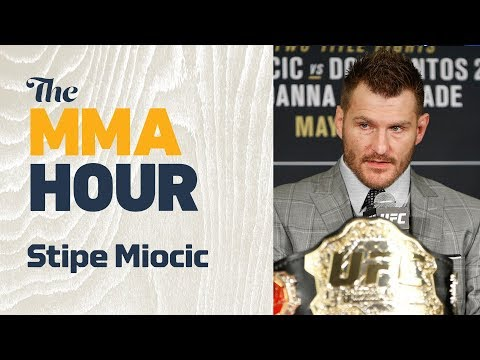 ?Disrespected? Stipe Miocic Feels UFC Wants Francis Ngannou to Beat Him