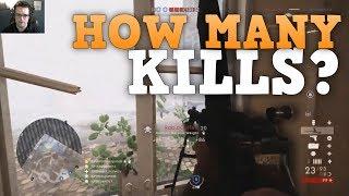 21 KILLSTREAK IN 2 MINUTES: Battlefield 1 Multiplayer Gameplay