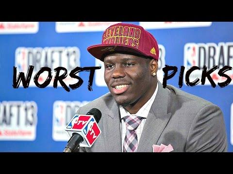 NBA's Top 5 Worst Draft Picks Since 2009