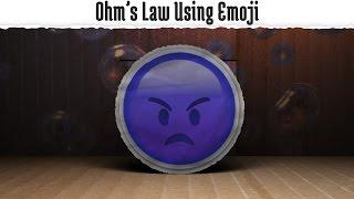 Ohm's Law Using Emoji