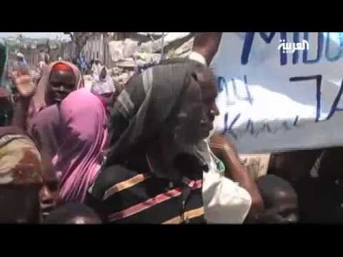 Somalis Protest Dire Living Conditions