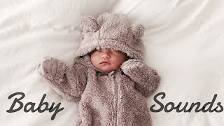 7 mins of cute baby sounds from baby mango - PART 1