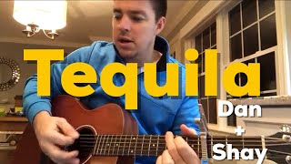 Download Lagu Tequila | Dan + Shay | Beginner Guitar Lesson Gratis STAFABAND