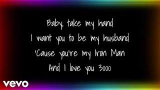 Stephanie Poetri - I Love You 3000 (Official Lyric Video)