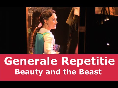 Publieksreacties na de Generale Repetitie! | Beauty and the Beast