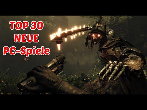 TOP 30 NEUE meist erwartete PC Spiele 2021 (und danach)