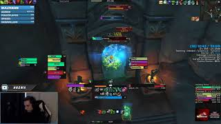 World First +18 Shrine of the Storm | Naowh - Havoc DH