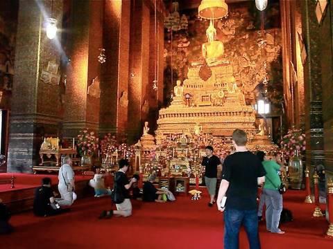 BANGKOK – CRUISE 2010