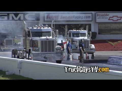 Big Rig Drag Racing