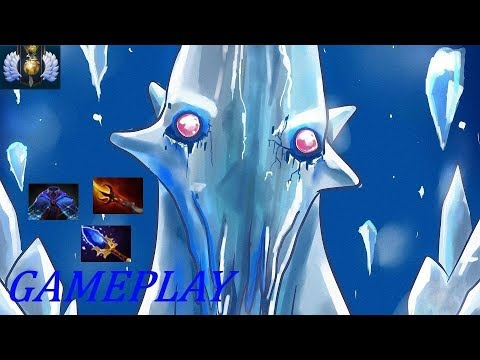 Dota 2 More Than 2 Kills/Min!! Ancient Apparition Ranked Gameplay [DIVINE 5]