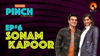 Sonam Kapoor | Quick Heal Pinch by Arbaaz Khan | QuPlayTV