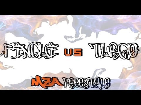 | Pingui VS Turco | MZA Freestyle. 1ra Battle, 1º Ronda 19/04/2014!