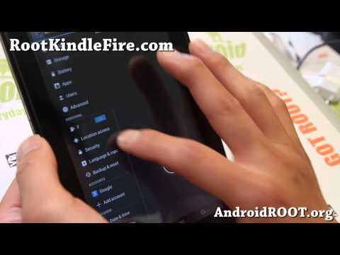 CM10.1/SGT7 ROM for Rooted Kindle Fire! [Tablet UI Option][Android 4.2.1]