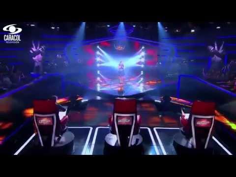 Melissa cantó 'Believe' de Cher – LVK Colombia – Shows en vivo – T1