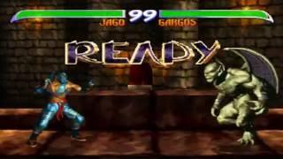 [TAS] Killer Instinct Gold (N64) Jago - Ludicrous Speed (2k)