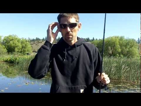 5-Pound Largemouth Bass Bed Fishing [How To]