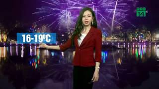 VTC14 | Thời tiết tổng hợp 19h 14/02/2018 | Thời tiết rất phù để đi chúc Tết đầu năm mới