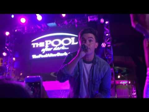 Body Language - Jesse McCartney in Atlantic City, NJ 6/11/16