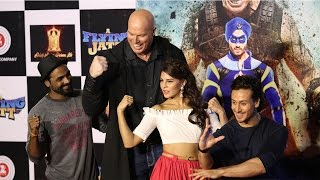 Nathan John Shows Off His Biceps & Shares What He Thinks About Bollywood Actors