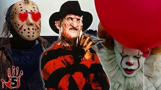 Top 5 Horror Movie Monsters You Would Want To Be Your Valentine