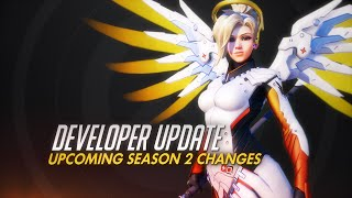 Developer Update   Upcoming Season 2 Changes   Overwatch