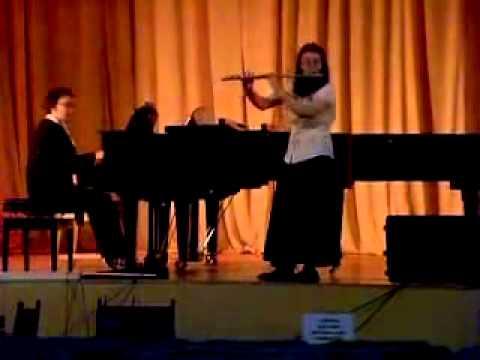 Доницетти Гаэтано - Концертный вальс