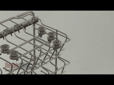Upper Dish Rack Roller - LG Dishwasher
