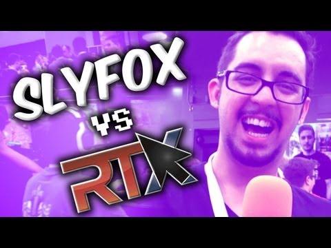SlyFox vs. RTX 2013