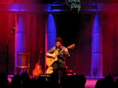 Sylvain Luc Acoustic Strings 2008 part 1