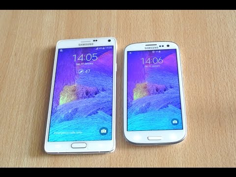 Galaxy Note 4 ROM On Galaxy S3 (DN4 ROM) - Review HD