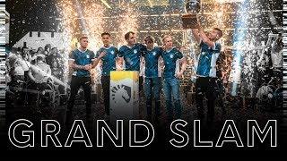 THE VLOG WHERE WE WIN THE GRAND SLAM (spoilers)   Team Liquid CSGO