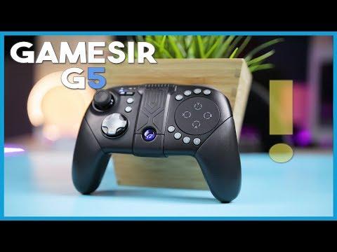 حول هاتفك لمنصة العاب إحترافية | مع Gamesir G5