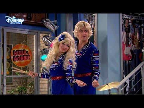 Austin & Ally - Billie & Bobbie - Official Disney Channel UK HD