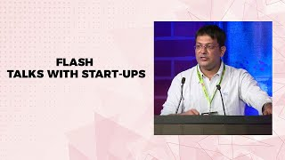 Flash talks with Start-ups