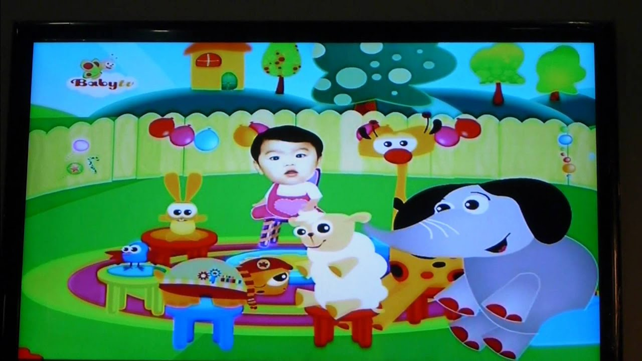 Avril 1st birthday baby tv youtube for Baby tv birthday decoration