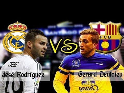 Jesé Rodríguez VS Gerard Deulofeu |CO-OP| [HD] 2013/2014 Goals/Skills