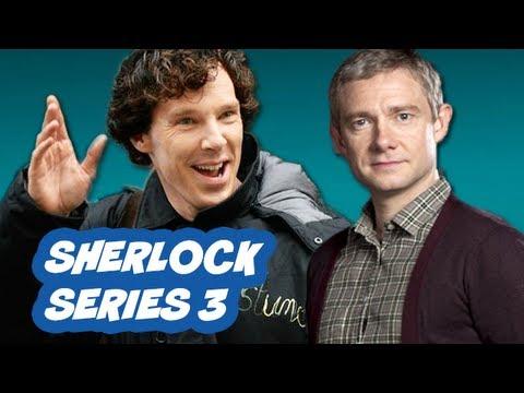 Sherlock Season 3 Premiere Plus New Details
