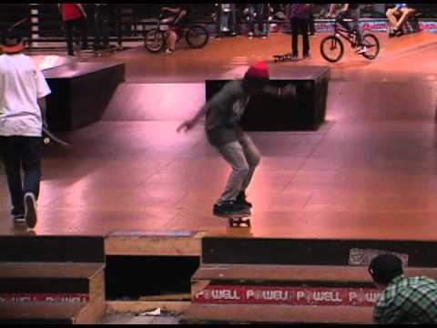 Justin Adeniran 10 tricks