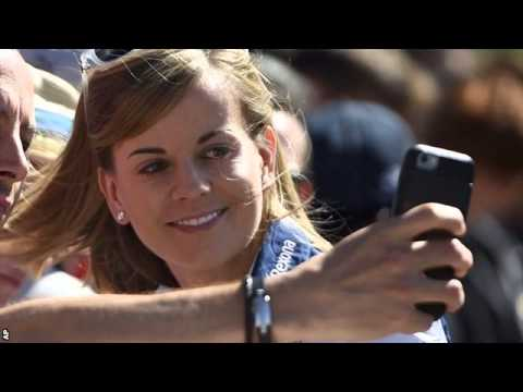 Susie Wolff: Williams test driver feels a long way from race seat
