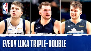 EVERY Luka Doncic TRIPLE-DOUBLE Of His Career