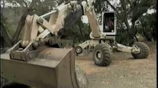Terex HS41M Walking Excavator