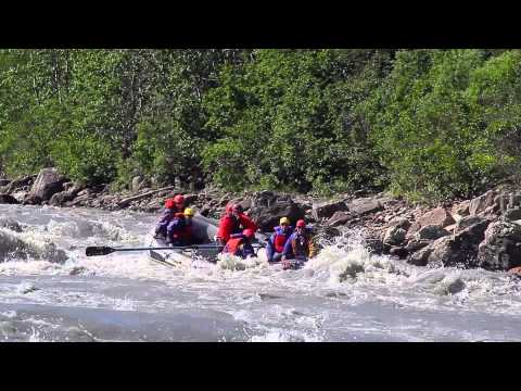 Denali Raft Adventures - Canyon Run