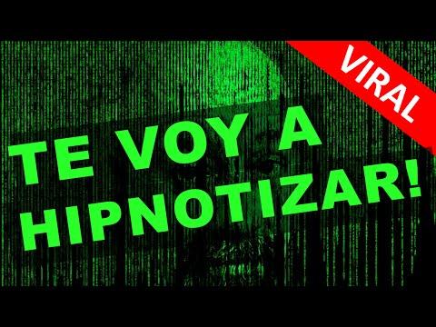 Hipnosis: ¡Te voy a hipnotizar! (hipnotizame a la Matrix - autohipnosis)