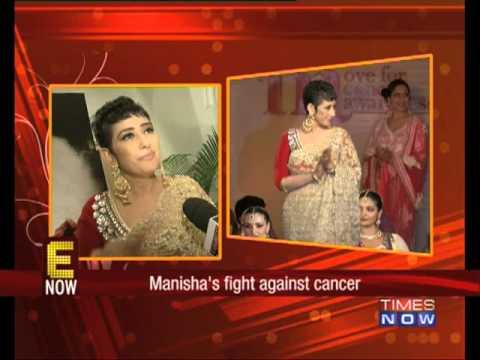 Manisha Koirala : Never give up