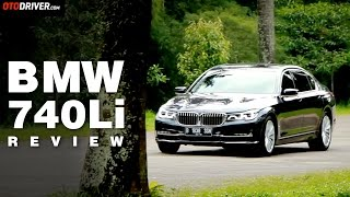 BMW Seri-7 2016 Review Indonesia | OtoDriver (Part 1/2)