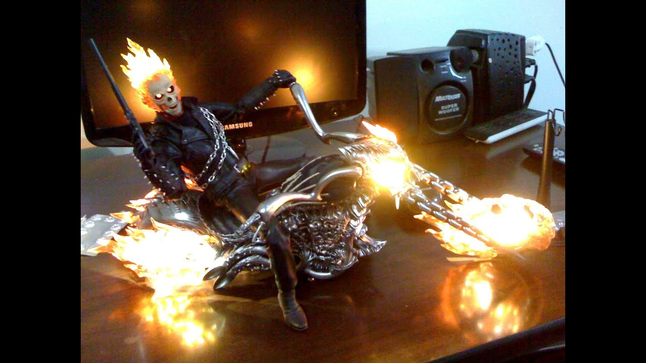 Rider Toy Hot Toys Ghost Rider Review br